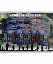 Goedkope soldaten speelset jongens