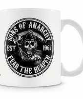 Goedkope sons of anarchy mok reaper