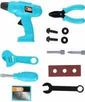 Goedkope speelgoed gereedschapset jongens 10150130