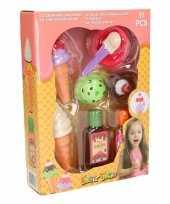 Goedkope speelgoed ijsjes set 10101988