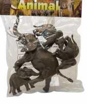 Goedkope speelgoed olifanten stuks