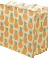 Goedkope speelgoed opbergtas opbergzak ananas goedkope