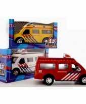 Goedkope speelgoed politie busje