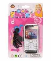 Goedkope speelgoed smartphone roze