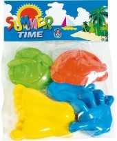 Goedkope speelgoed strand zandvormen figuren 10155789