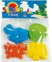 Goedkope speelgoed strand zandvormen figuren