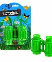 Goedkope speelgoed verrekijker groen kinderen