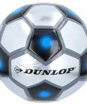 Goedkope speelgoed voetbal grijs zilver blauw