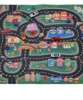 Goedkope speelkleed race circuit racewagens