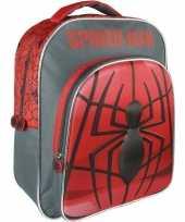 Goedkope spiderman rugtas rugzak jongens
