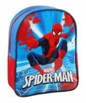 Goedkope spiderman rugtasje kinderen