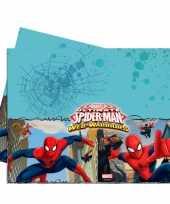 Goedkope spiderman tafelkleed warriors
