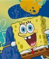 Goedkope spongebob servetten stuks