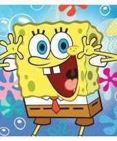 Goedkope spongebob thema servetten