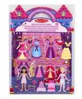 Goedkope stickerboek prinses thema