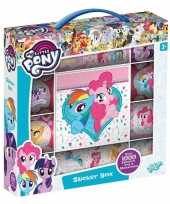 Goedkope stickerbox my little pony stickers
