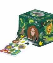 Goedkope stickerrol jongens thema jungle