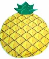 Goedkope strandlaken badlaken ananas