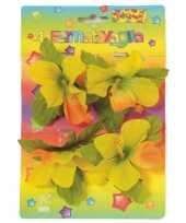 Goedkope tafelkleed klemmen gekleurde bloemen stuks