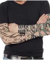 Goedkope tattoo sleeves doodskop volwassenen