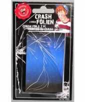 Goedkope telefoon sticker gebroken glas