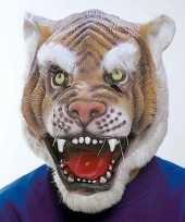 Goedkope tijger masker volwassenen