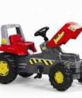 Goedkope tractor trapauto