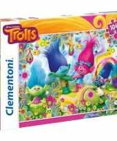 Goedkope trolls puzzel 10074628