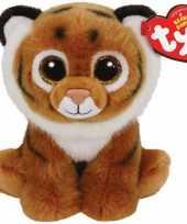 Goedkope ty beanie knuffel tijger