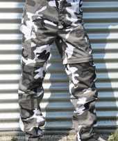 Goedkope urban camouflage afritsbroek