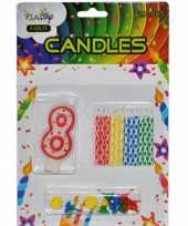 Goedkope verjaardag kaarsen set nummer 10040117