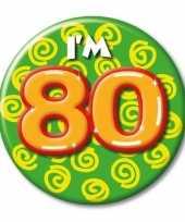 Goedkope verjaardags button i am 10057191