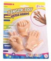 Goedkope vingerhandjes huidskleur stuks