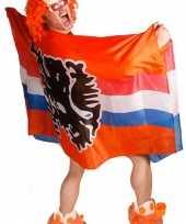 Goedkope vlag poncho leeuw