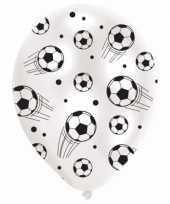 Goedkope voetbal ballonnen stuks
