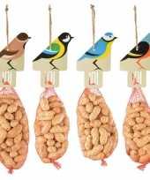 Goedkope vogelvoer netje pindas