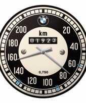 Goedkope wandklok bmw tachymeter
