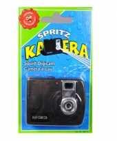 Goedkope water spuitende camera