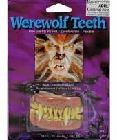 Goedkope weerwolf gebitje