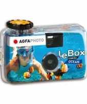 Goedkope wegwerp onderwater camera kleuren fotos