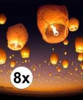 Goedkope witte wensballon xl 10095427