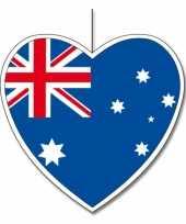Goedkope x australie hangdecoratie harten