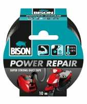 Goedkope x bison power repair tape zwart meter