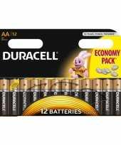 Goedkope x duracell aa batterijen alkaline 10135857