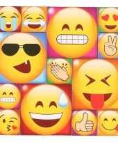 Goedkope x emoji smiley memo magneten type 10119761