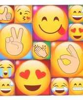 Goedkope x emoji smiley memo magneten type 10119762