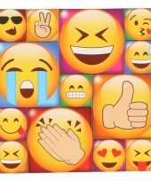 Goedkope x emoji smiley memo magneten type