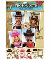 Goedkope x foto props cowboy feestje