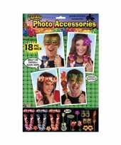 Goedkope x foto props hawaii feestje
