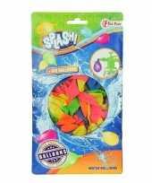 Goedkope x gekleurde waterballonnen speelgoed 10151055